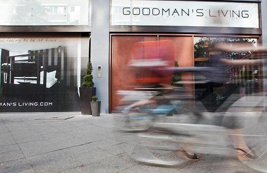 Hotel Ferienwohnung Goodman S Living Berlin